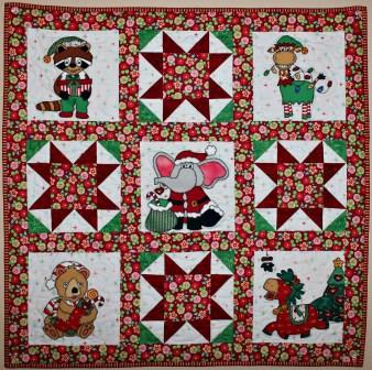 Santa's Helpers Christmas 2017 by Ms P Designs USA