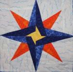 Mariners Star by Ms P Designs USA