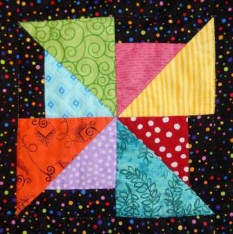 Pinwheel by Ms P Designs USA