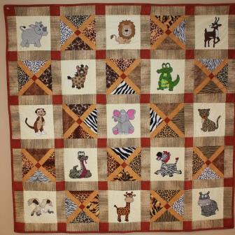 Baby Quilt Patterns – Ms P Designs USA