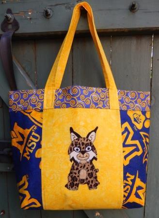 Bobcat bag