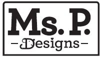 Ms P Designs USA Logo