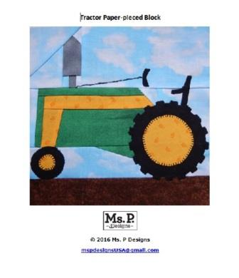 Tractor pattern image