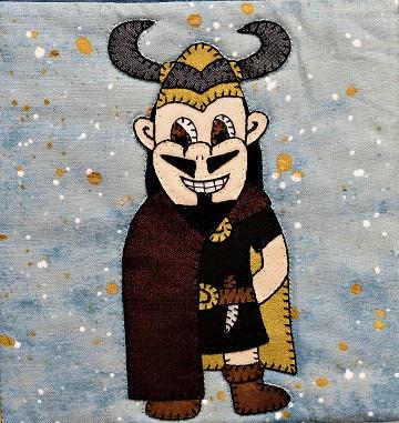 Loki pattern by Ms P Designs USA