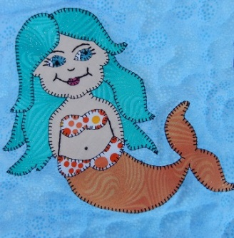 Mermaid by Ms P Designs USA
