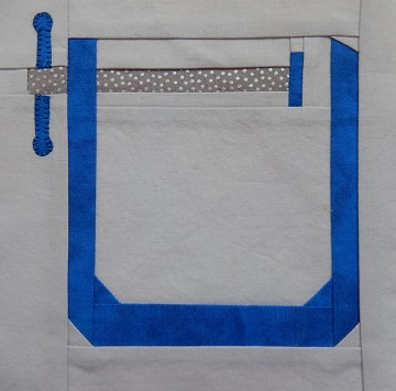 Clamp pattern by Ms P Designs USA