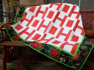 Sharon's HO quilt