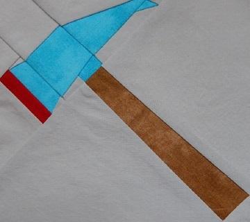 Hammer pattern by Ms P Designs USA