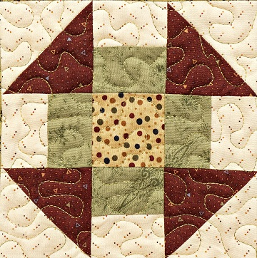Churn Dash Block by Ms P Designs USA