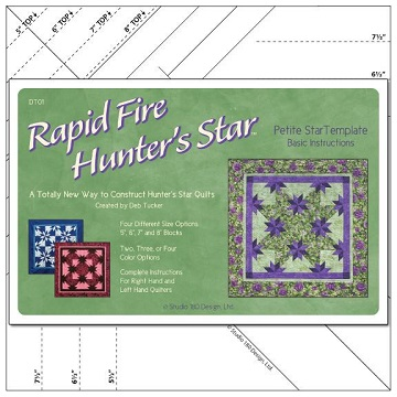 Studio 180-Rapid_Fire_Hunters_Star_-_Petite_with_instructions