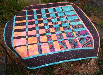 Convergence Quilt by Sharon Andersen June 2018