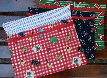 Back to School Folders by Ms P Designs USA