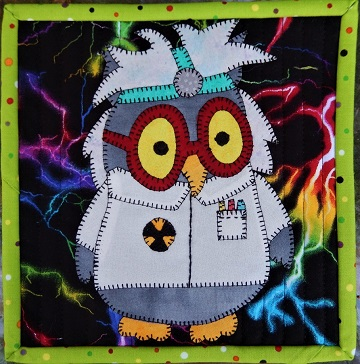 Mad Scientist by Ms P Designs USA