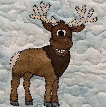 Elk by Ms P Designs USA