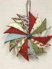 Folded Star Ornaments N by Ms P and Friends