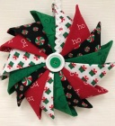 Folded Star Ornaments O by Ms P and Friends