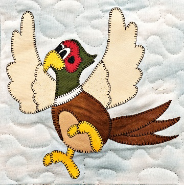Pheasant by Ms P Designs USA