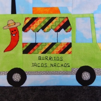 Food Truck B by Ms P Designs USA