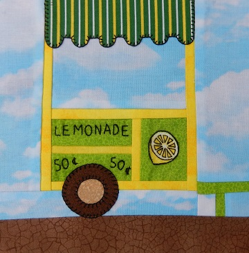 Lemonade Stand by Ms P Designs USA