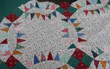 Pickle Dish Table Topper by Sharon