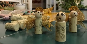 Thanksgiving Crafts C by Ms P Designs USA