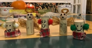 Thanksgiving Crafts D by Ms P Designs USA