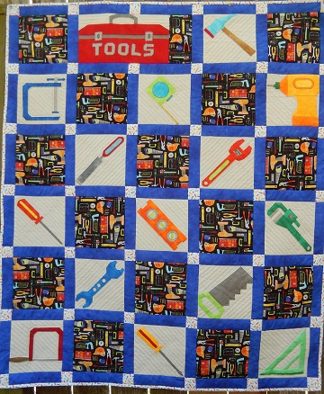 Dad's Tools by Ms P Designs USA