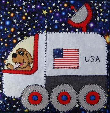 mars rover by ms p designs usa