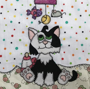 Baby Kitty by Ms P Designs USA