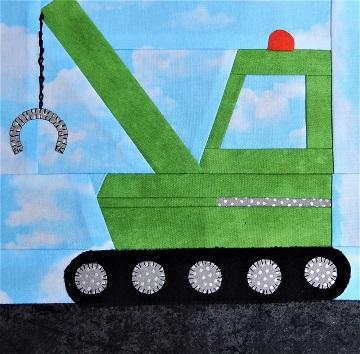 Crane by Ms P Designs USA