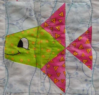 Something Fishy A by Ms P Designs USA