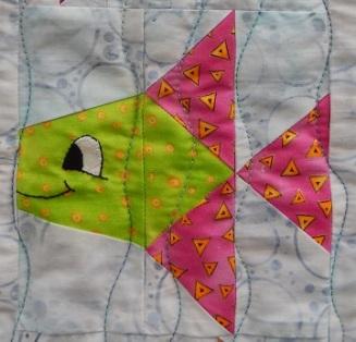 Something Fishy A by Ms P Designs USA