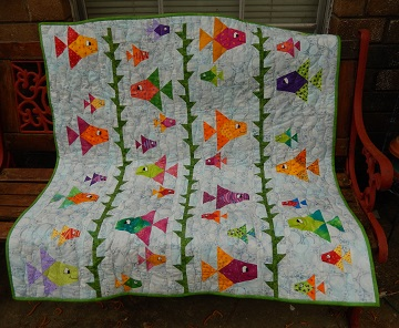 Something Fishy by Ms P Designs USA