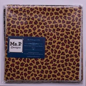 Animal Fabric by Ms P Designs USA