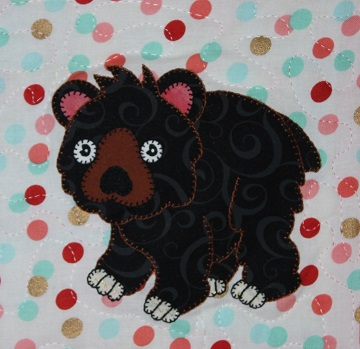 Bear by Ms P Designs USA