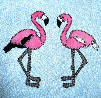 Flamingo by Ms P Designs USA
