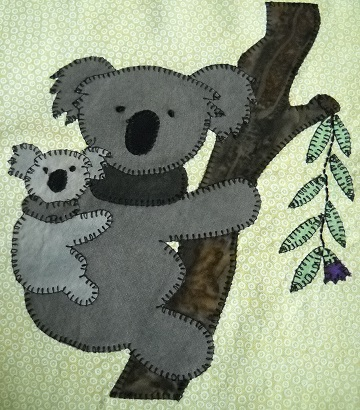 Koala by Ms P Designs USA