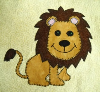 Lion by Ms P Designs USA