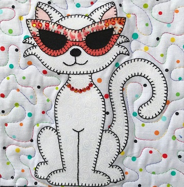 Sophisticated Kitty by Ms P Designs USA