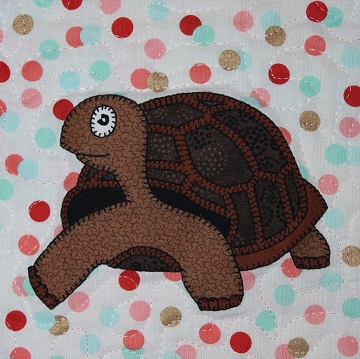 Tortoise by Ms P Designs USA