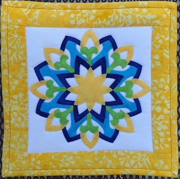 Hot Pads for Ashley by Susan @ Ms P Designs USA