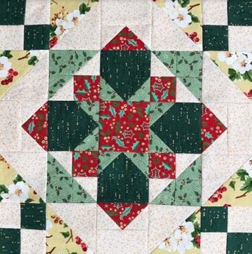 Hidden Star Variation by Ms P Designs USA