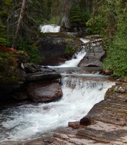 Virginia Creek Cascade GNP July 2019 by Sharon @ Ms P Designs USA