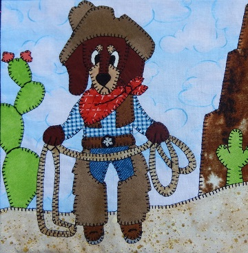 Cowboy by Ms P Designs USA