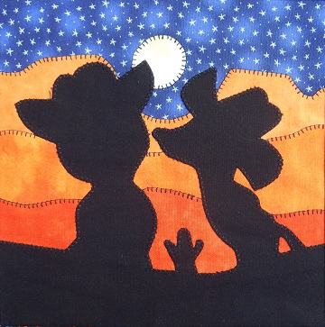 Sunset Kiss by Ms P Designs USA