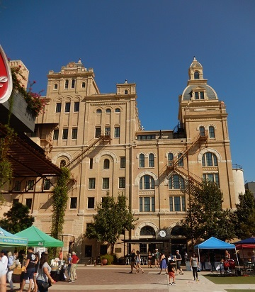 Old Pearl Brewery San Antonio by Sharon @ Ms P Designs USA