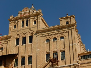 Pearl Brewery San Antonio by Sharon @ Ms P Designs USA