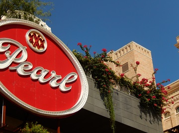 Pearl Sign San Antonio by Sharon @ Ms P Designs USA