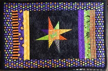 Wonky Star B by Ms P Designs USA