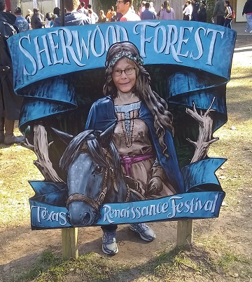 2019 Texas Ranaissance Festival by Sharon @ Ms P Designs USA